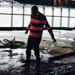 Fashion Me Dope: Jay-Z Wearing A $560 Givenchy Star Striped Red & Black Cotton Jersey Sweater