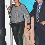 Dining In NYC: Jay-Z & Beyonce Spotted Eating At Giorgio Ristorante In Battery Park