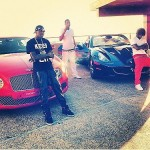 Living The Life: Chief Keef & Soulja Boy Riding Fast Cars On The California Coast