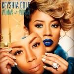 Keyshia Cole Unveils 'Woman To Woman' Artwork; Wears Ka'oir Cosmetics Doll Blue Lipstick On The Cover
