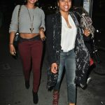 Who Wore It Better? Lala Anthony & Beyonce Wearing Rag & Bone Jeans