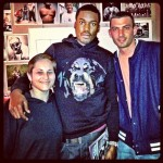 Fashion Me Dope: Meek Mill Sporting A $565 Givenchy Rottweiler-Print Cotton Jersey Hoodie