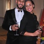 Alicia Keys And Carmelo Anthony Raises A Glass Of Louis XIII To Celebrate Swizz Beatz Talents & Charity Work