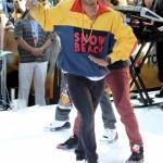 Celebs Style: Chris Brown, Just Blaze & Raekwon Wearing A 1992 Vintage Polo Ralph Lauren Snow Beach Jacket