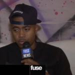 """Nas Talks Touring With Lauryn Hill & Amy Winehouse In """"Cherry Wine"""" Video"""