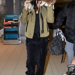 Riri Loves Dressing Like An Around The Away Girl In Her Timberland Boots
