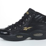 """Reebok Releasing Allen Iverson's Questions """"Black/Gold"""", Just In Time For New Year's Eve Holiday [With Pictures]"""