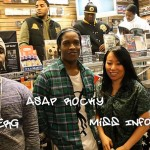 A$AP Rocky Talks To Miss Info About His Album Leaked, Upcoming Collaborations With Raf Simmons, Jeremy Scott & Alexander Wang