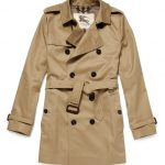 Winter 2013 Style: $1,295 Burberry London Twill Trench Coat