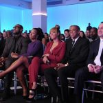 LeBron James Honored As 2012 Sportsman Of The Year; His Fiancée Savannah, Jay-Z & Beyonce In Attendance
