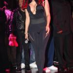 Nicki Minaj Wears $1,395 Christian Louboutin Zoulou Leather Platform Sandals
