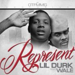 """New Music: Lil Durk Ft. Wale """"Represent"""""""