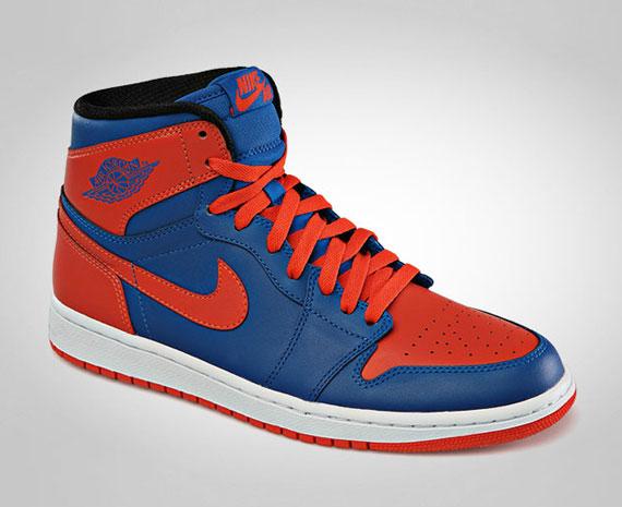 89ada4a8d5a7ee Fabolous Wearing Air Jordan Retro 1 High OG  Knicks    A  650 Just ...