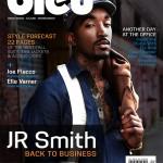 NBA Player J.R. Smith Gets Stylish For Bleu Magazine; Talks Fashion & Basketball