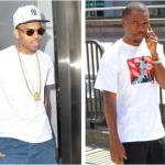 BREAKING NEWS: Frank Ocean & Crew Run Up On Chris Brown; Chris Defends Himself By Punching Ocean In The Face