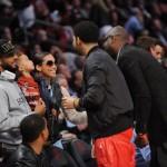 When Did He Wear It Better? Drake In Red En Noir Leather Sweatpants