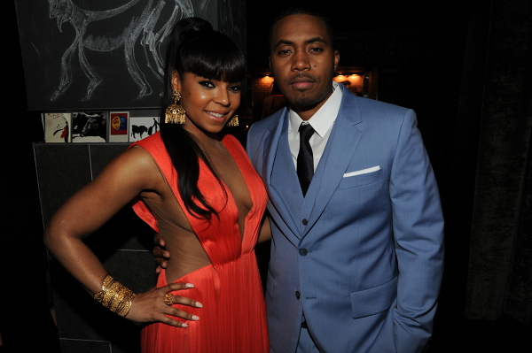 Nas was married to Kelis - Nas Wife - Zimbio