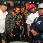 Jeezy, Usher, JD, Ludacris, Memphis Bleek, Monica & More Partied With Jay-Z At His D'Usse Afterparty In Atlanta