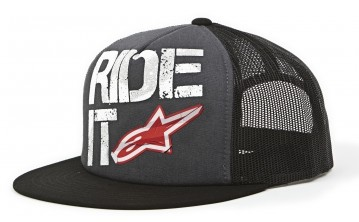 Ride It Charcoal
