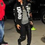 Who Wore It Better? Teyana Taylor, Beyonce, Rihanna & Keyshia Ka'ior In $3,795 Christian Louboutin Seann Girl Over The Knee Thigh High Boots