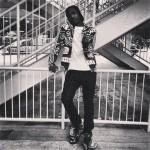 Watch My Style: A$AP Rocky Wears Adidas Originals By Jeremy Scott