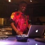 Fashion Me Dope: Big Sean Rocks A Katie Eary Floral Tee-Shirt