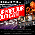 "YDBR Will Be At The ""Support Our Youth Concert"" In Philly"