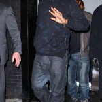 Watch My Style: Jay-Z Rocks A $696 Balmain Distressed Camo Hoodie, G-Star Denim Jeans & Air Jordan 1 Retro
