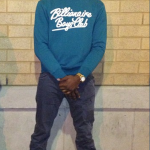 NBA Player John Wall Styling Off The Court In A $155 BBC Script Crewneck & $70 Adidas Shell Toe Sneaker