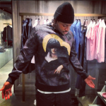 Pusha T Sports A $2,065 Givenchy Gangster Madonna Sweater