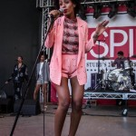 Solange Knowles Close Out SXSW In Clover Canyon & Nicholas Kirkwood