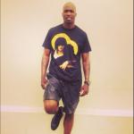 Breaking Down His Style: Chad Ochocinco Wears A Givenchy Gangster Madonna Tee-Shirt, Balmain Shorts & Saint Laurent Paris Sneakers