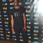 Don Bleek Attends LHHATL 'Press Reception' In A $30 Zara Tee-Shirt, $35 Plain Trousers & $595 Balenciaga Violet Monochromes High Sneakers