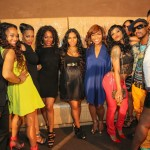 LHHATL Cast Are Turnt Up At Cream Ultra Lounge In Atlanta For Their Press Reception