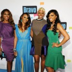 RHOA Reality Stars Invades NYC For Bravo's 2013 Upfronts