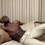 This Is For My Ladies!!! NBA Player Serge Ibaka Shows His Chocolate Chest In New Shirtless Photoshoot