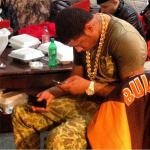 Watch My Style: Vado Wears Camo Pants & Timberland Boots