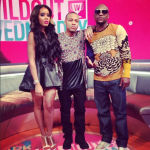 "Bow Wow & Angela Simmons' ""106 & Park"" Takeover"