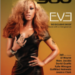 Eve Shows A Lot Of Personality In 360 Magazine's Art & Design Issue