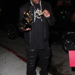 Watch My Kicks: Music Artist Hit Boy Spotted In $545 Yellow Balenciaga Arena Sneakers