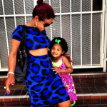 Christina Milian Looks Fabulous In A $70 Topshop Back Cut Out Body-Con Dress