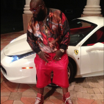 Rick Ross Spotted In $930 Maison Martin Margiela Sneakers