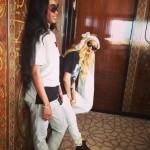 Memorial Day Weekend In Morocco: Rihanna & Melissa Enjoying Their Rock Star Lifestyle