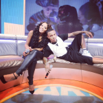 Don Bleek's Exclusive: Angela Simmons To Join Her Ex-Boyfriend Bow Wow As The Host Of BET's '106 & Park'