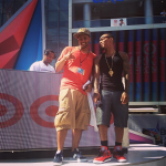 Celebs Style During The BET Awards Weekend: Bow Wow, Nelly & Swizz Beatz Wears $500 PRSVR Tyson Quilted Shorts