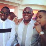 Diddy, Steve Stoute & Nas Living The Good Life In Cannes