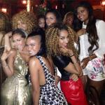 Necole Bitchie, LeToya Luckett, Karen Civil, Lola Monroe & Adrienne Bailon Attend Cassie's Ciroc Girl Dinner