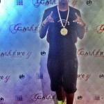 Celeb Style: Fabolous & Terrance J Rocking  $690 Gucci Coda Neon Yellow Leather Sneakers