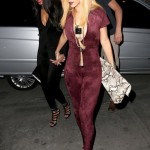 Rihanna & Her BFF Melissa Spotted Wearing Azzedine Alaïa Sandals In London