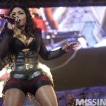 Lil Kim & Nicki Minaj Perform At Hot 97's Summer Jam 2013! Foxy Brown Spotted Backstage